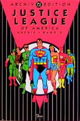 Justice League of America, Archiv-Edition. Tl.2