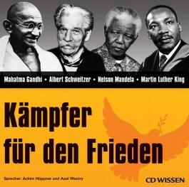 Kämpfer für den Frieden, 1 Audio-CD