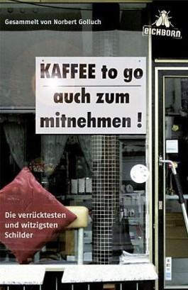 Kaffee to go - auch zum Mitnehmen