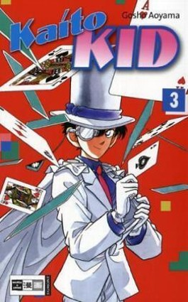 Kaito Kid Bd. 3