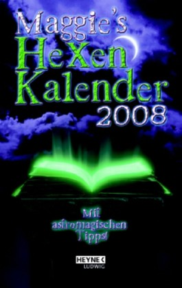 Kalender Maggies Hexenkalender,