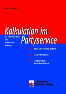Kalkulation im Partyservice
