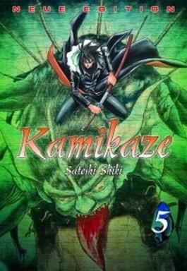 Kamikaze, Neue Edition. Bd.5