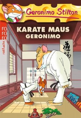 Karate Maus Geronimo