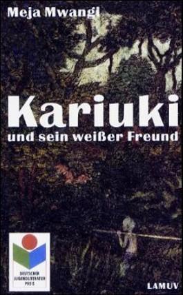 Kariuki und sein weißer Freund