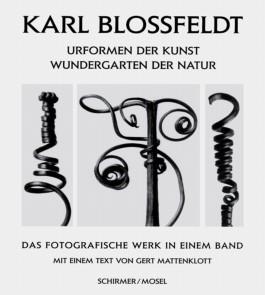 Karl Blossfeldt: Urformen der Kunst - Wundergarten der Natur