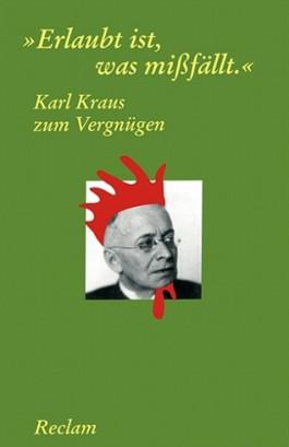 Karl Kraus zum Vergnügen