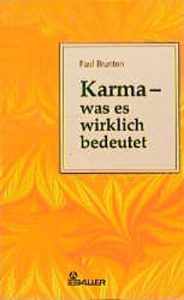 Karma, was es wirklich bedeutet
