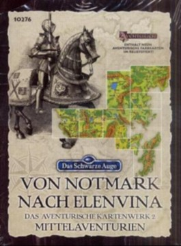 Kartenset II: Von Notmark nach Elenvina