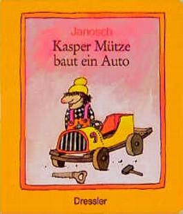 Kasper Mütze baut ein Auto