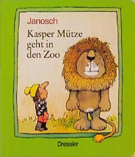 Kasper Mütze geht in den Zoo