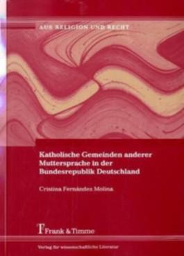 Katholische Gemeinden anderer Muttersprache in der Bundesrepublik Deutschland
