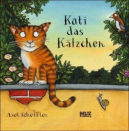 Kati das Kätzchen