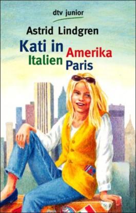 Kati in Amerika, Italien, Paris