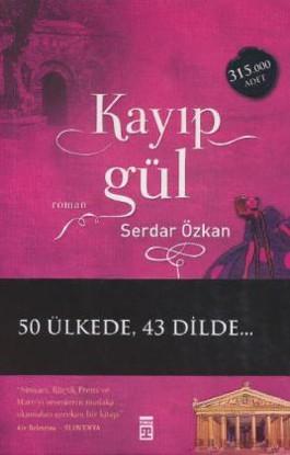 Kayip Gül. Die Stimme der Rose, türkische Ausgabe