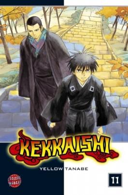Kekkaishi, Band 11