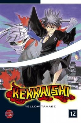 Kekkaishi, Band 12