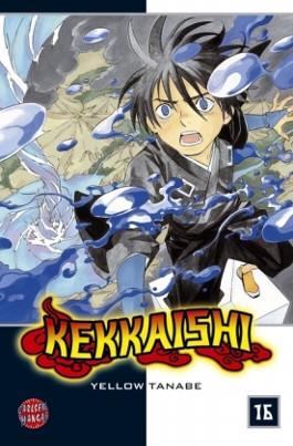 Kekkaishi, Band 16