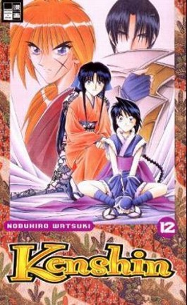 Kenshin. Bd.12