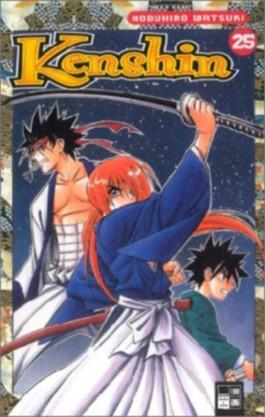 Kenshin. Bd.25