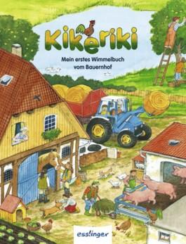 Kikeriki, mein erstes Wimmelbuch vom Baunerhof - Display - Mini