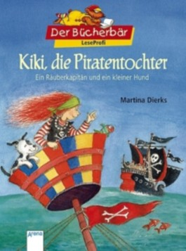 Kiki, die Piratentochter