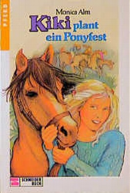 Kiki plant ein Ponyfest