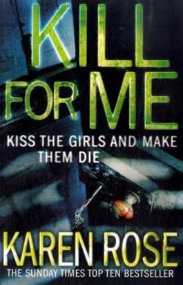 Kill For Me. Todesspiele, englische Ausgabe