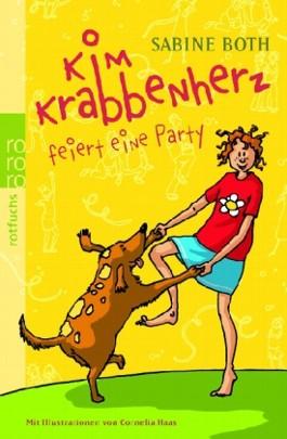 Kim Krabbenherz feiert eine Party