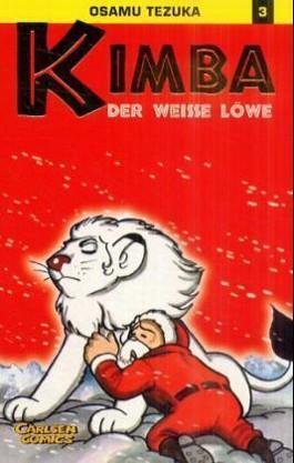 Kimba, der weiße Löwe, Band 3