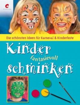 Kinder fantasievoll schminken