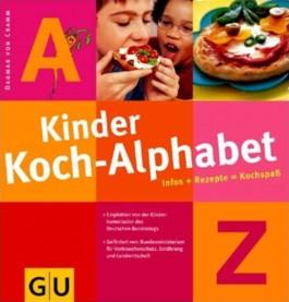 Kinder Koch-Alphabet
