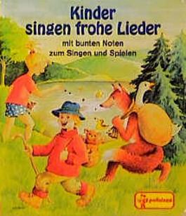 Kinder singen frohe Lieder