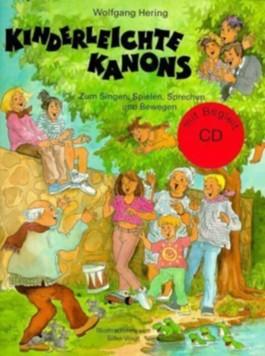 Kinderleichte Kanons, m. CD-Audio