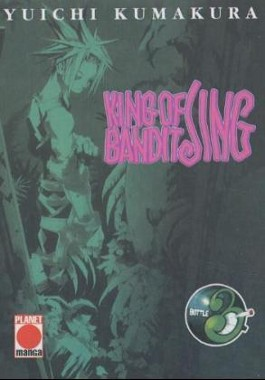 King of Bandit Jing II. Bd.3