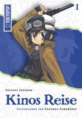Kinos Reise. Light Novel 01