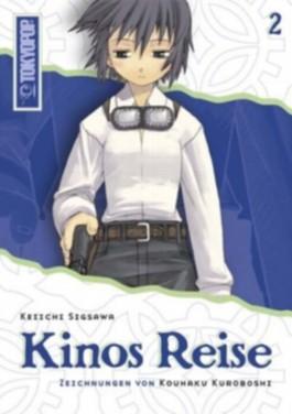 Kinos Reise. Light Novel 02