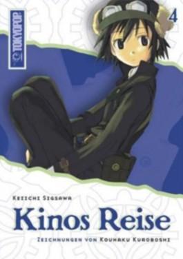 Kinos Reise. Light Novel 03