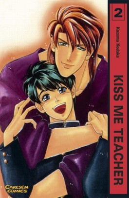 Kiss me, Teacher, Band 2