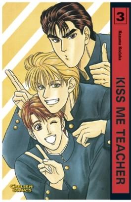 Kiss me, Teacher, Band 3