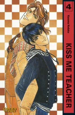 Kiss me, Teacher, Band 4