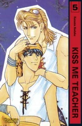 Kiss me, Teacher, Band 5