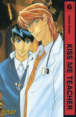 Kiss me, Teacher, Band 6
