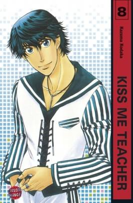 Kiss me, Teacher, Band 8