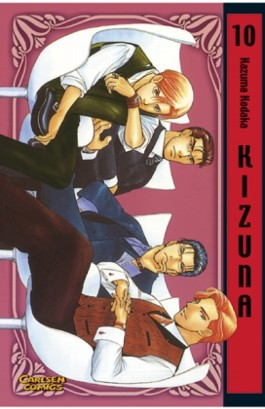 Kizuna, Band 10