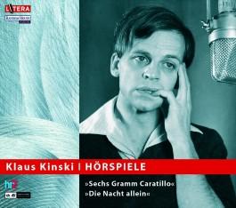 Klaus Kinski, Hörspiele