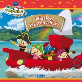Kleine Einsteins - Mission Piratenschatz