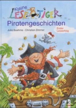 Kleine Lesetiger-Piratengeschichten