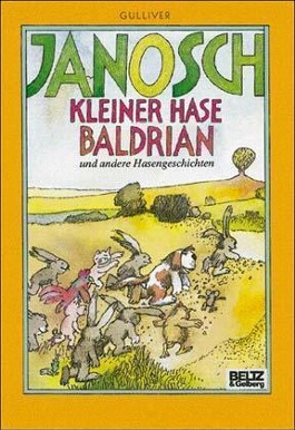 Kleiner Hase Baldrian und andere Hasengeschichten