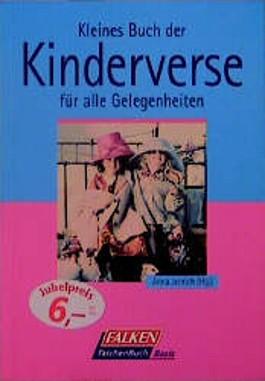 Kleines Buch der Kinderverse für alle Gelegenheiten